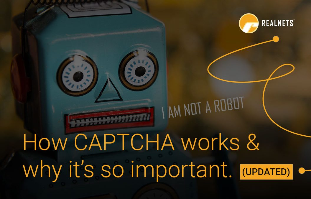 How Captcha Works and Why It's So Important (Updated)
